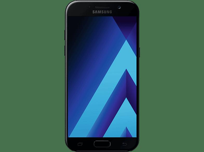 Samsung Galaxy A5 2017 32 Gb Black Sky 32 Smartphone Mediamarkt