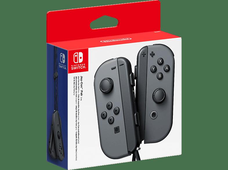 NINTENDO Switch Joy-Con 2er-Set Controller, Grau