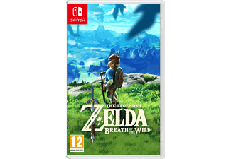 Legend Of Zelda - Breath Of The Wild | Nintendo Switch