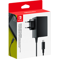 NINTENDO Netzteil Nintendo Switch Netzteil, Grau