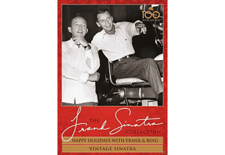 Frank Sinatra - Happy Holidays With Frank & Bing/Vintage Sinatra   - (DVD)