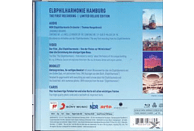 Ndr Elbphilharmonie Orchester - Sinfonien 3 & 4 (Ltd.Deluxe Edition/CD+BluRay) [CD]