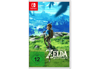 The Legend of Zelda: Breath of the Wild - [Nintendo Switch]