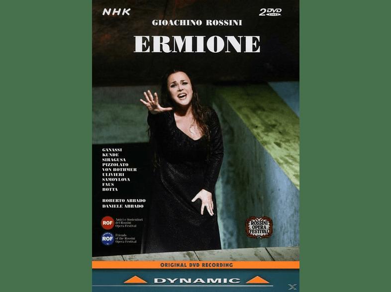 Marianna Pizzolato, Orchestra Of Teatro Comunale Di Bologna, Prague Chamber Choir, Sonia Ganassi, Gregory Kunde, Antonino Siragusa - Ermione [DVD]