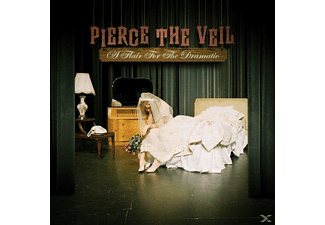 Pierce The Veil - A Flair For The Dramatic  - (CD)