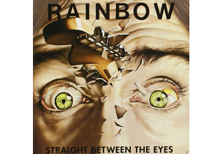 Rainbow - Straight Between The Eyes - (CD)