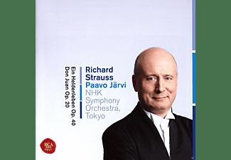 Fuminori Maro Shinozaki, Tokyo Nhk Symphony Orchestra - Ein Heldenleben & Don Juan  - (CD)