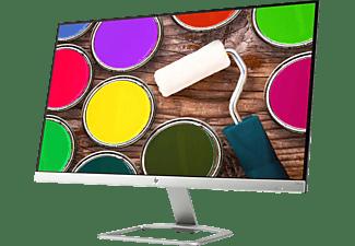 """Monitor - HP 24ea, 23,8"""" Full HD, IPS, 1920x1080, LCD, HDMI, Plata"""