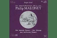 Die haarsträubenden Fälle des Philip Maloney No.28 - (CD)