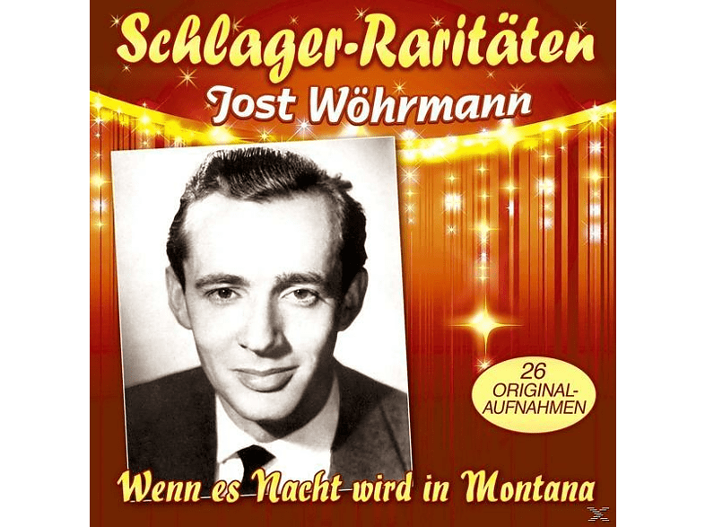 Jost Wöhrmann - Wenn Es Nacht Wird In Montana-26 Große Erfolge [CD]
