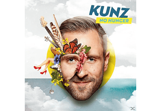 Kunz - No Hunger  - (CD)