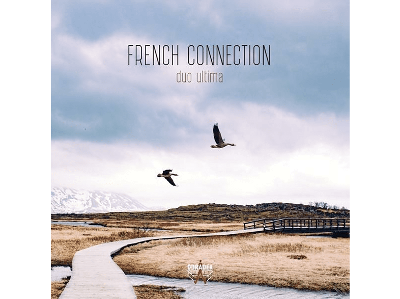 Duo Ultima - French Connection [CD]