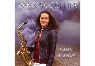 Vanessa Collier - Meeting My Shadow  - (CD)