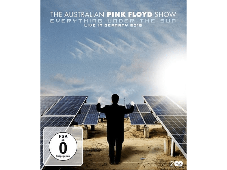 The Australian Pink Floyd Show - Everything Under The Sun-Live In Germany 2016 [Blu-ray]