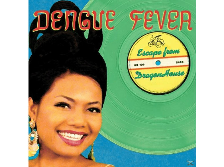 Dengue Fever - Escape From Dragon House (Deluxe) [CD]