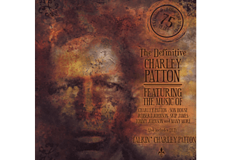 VARIOUS - Charley Patton-75 Years Anniversary Collection  - (CD)