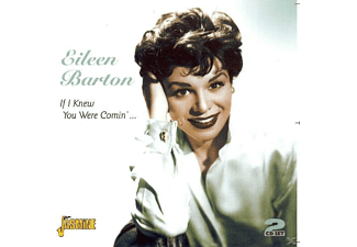 Eileen Barton - If I Knew You were Comin  - (CD)