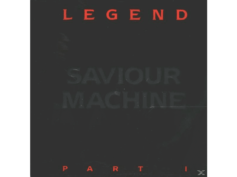 Saviour Machine - Legend Part 1 [CD]