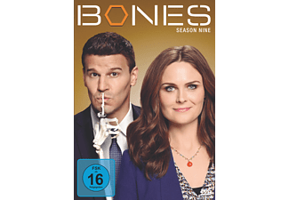 Bones - Staffel 9 DVD
