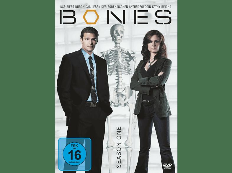 Bones - Staffel 1 [DVD]