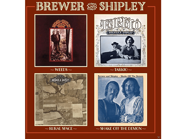 Brewer & Shipley - Karma Collection [CD]