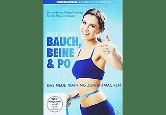 Bauch,Beine & Po DVD