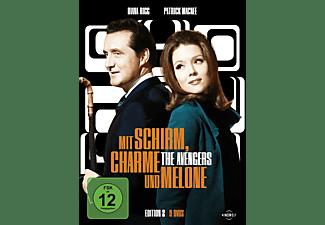 Mit Schirm, Charme und Melone - Edition 2 DVD
