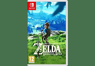 The Legend of Zelda: Breath of the Wild - [Nintendo Switch]