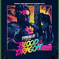 Power Glove - Trials Of The Blood Dragon/OST (2LP) [Vinyl]
