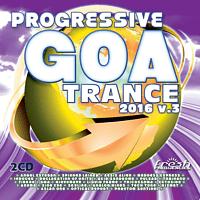 VARIOUS - Progressive Goa Trance 3  [CD]