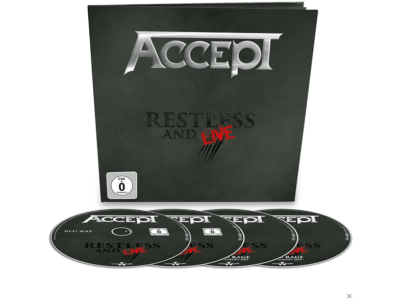 Accept - Restless And Live []