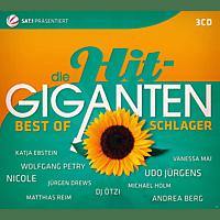 VARIOUS - Die Hit Giganten Best Of Schlager [CD]