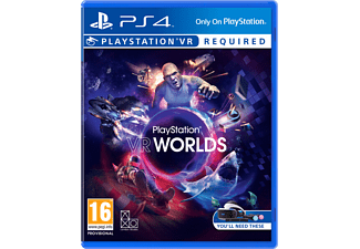 SONY VR Worlds PlayStation 4/VR EXP