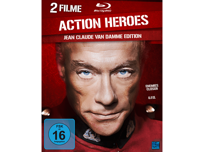 Action Heroes - Jean Claude Van Damme Edition (2 Filme) [Blu-ray]