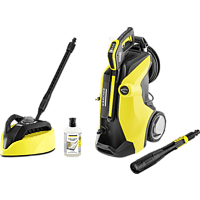 KÄRCHER 1.317-133.0 K7 Premium Full Control Plus Home Hochdruckreiniger, Gelb/Schwarz