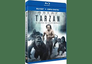La leyenda de Tarzán - DVD