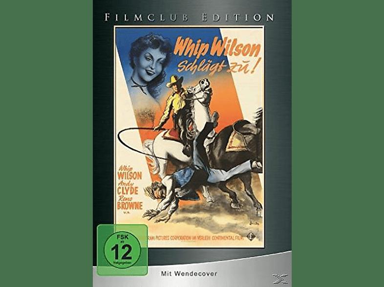 Whip Wilson schlägt zu! [DVD]