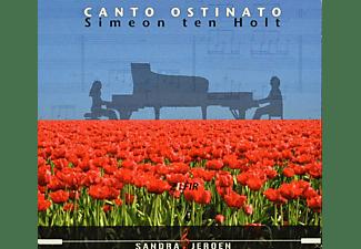 Sandra Van Veen, Jeroen Van Veen - CANTO OSTINATO (NEW VERSION)  - (CD)