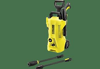 KÄRCHER 1.673-400.0 K2 Full Control  Hochdruckreiniger, Gelb/Schwarz