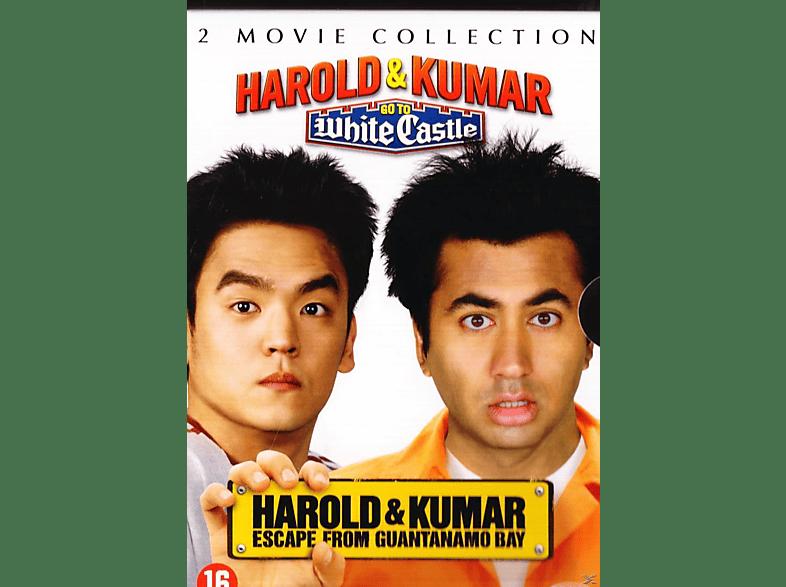 Harold & Kumar 1 + 2 DVD
