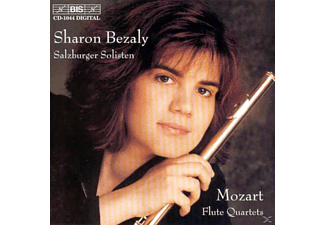 Sharon & Salzburger Solisten Bezaly - Flötenquartette  - (CD)