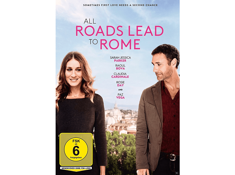All Roads Lead to Rome [DVD]