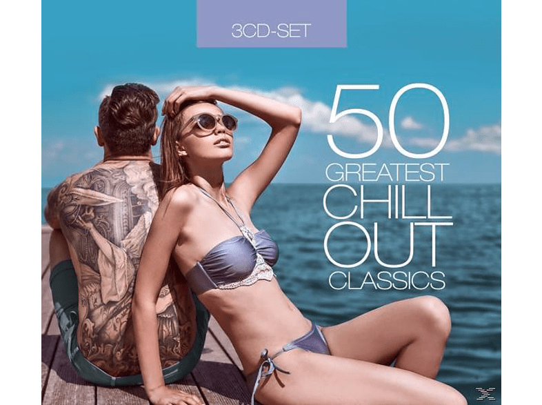 VARIOUS - 50 Greatest Chillout Classics [CD]