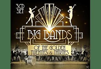 VARIOUS - Big Bands Of The Golden Twenties & Thirties  - (CD)