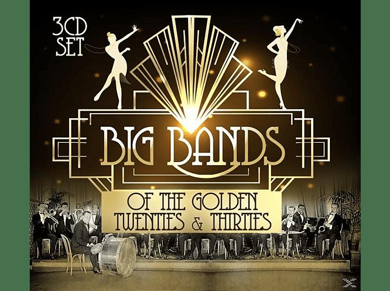 VARIOUS - Big Bands Of The Golden Twenties & Thirties [CD]