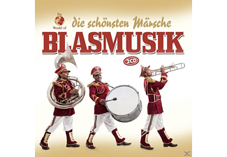 VARIOUS - Blasmusik-Die Schönsten Märsche  - (CD)