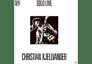 Christian Kjellvander - Solo Live  - (CD)
