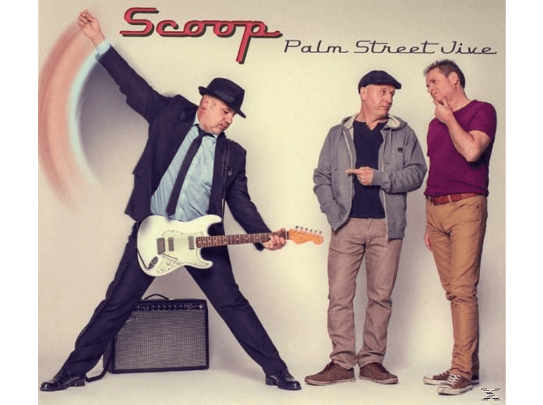 Scoop - Palm Street Jive [CD]