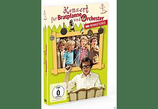 Konzert für Bratpfanne und Orchester (HD Remastered) DVD
