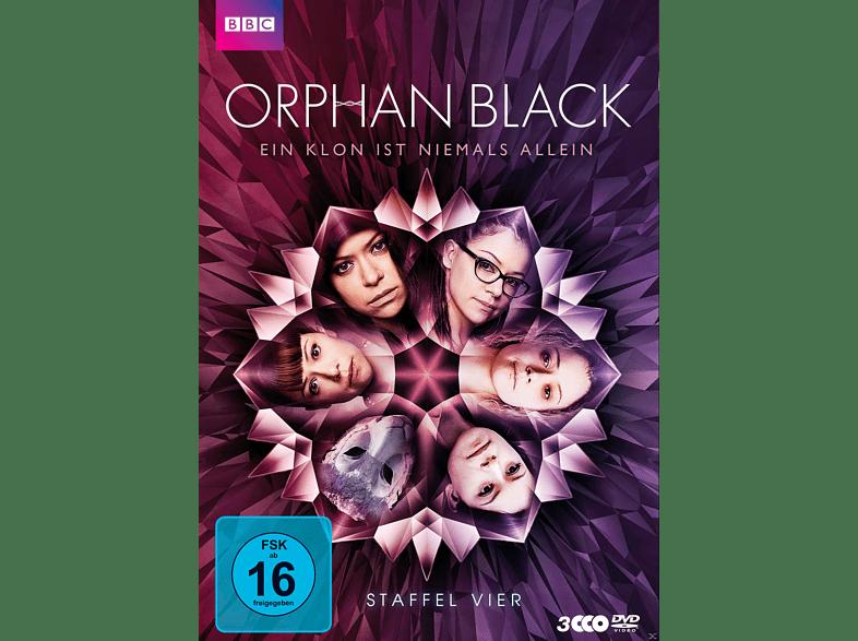 Orphan Black - Staffel 4 [DVD]